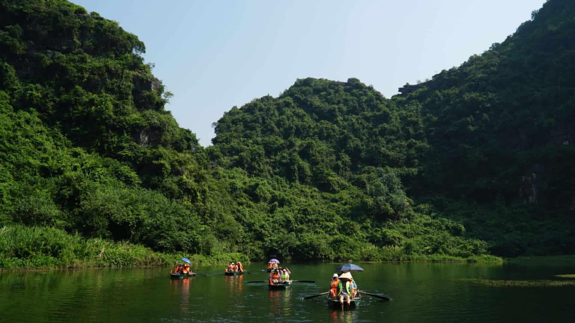 Go-Indochine Tour Ninh Binh Vietnam