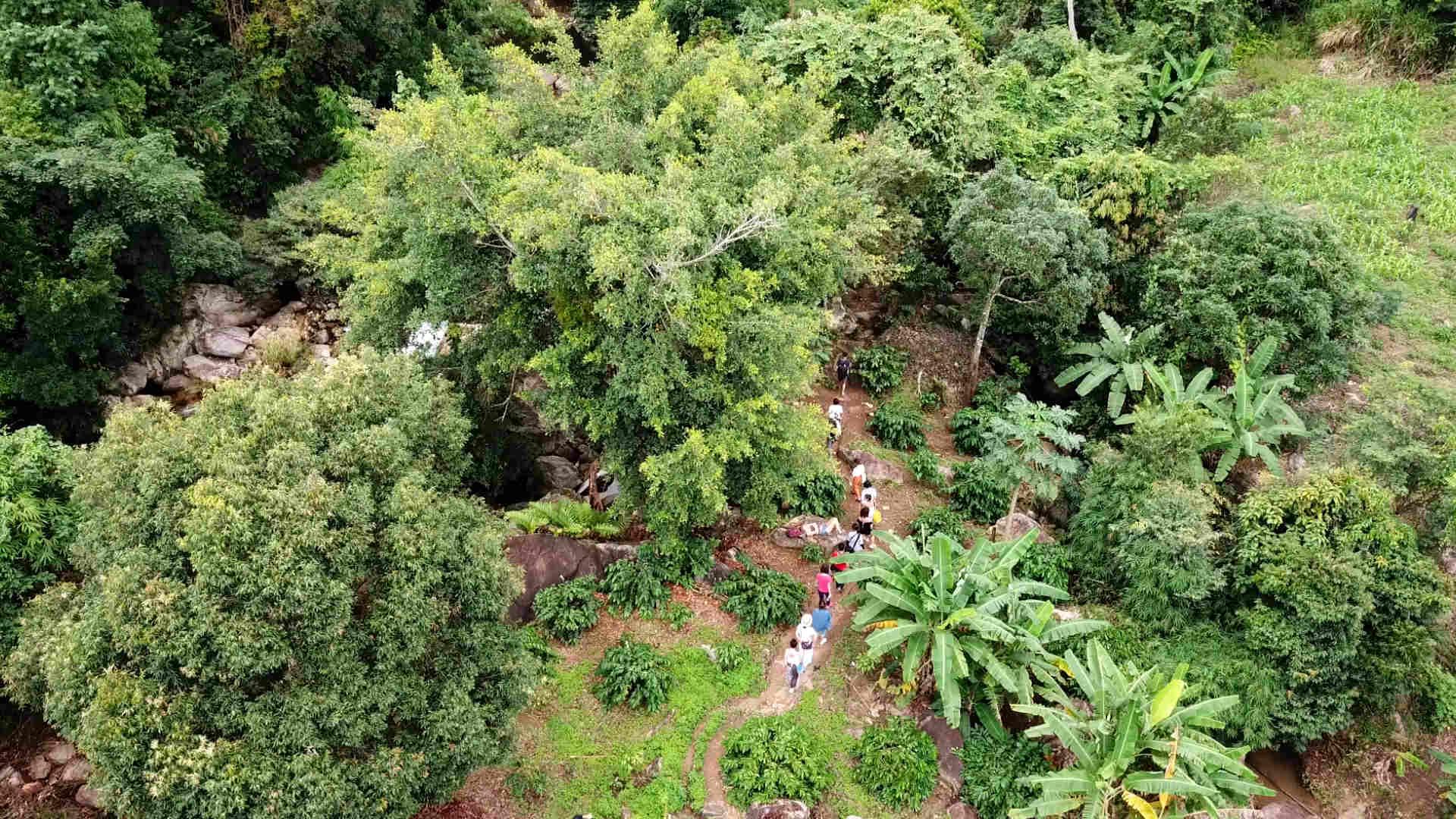Go-Indochine Trekkingreise Dak Lak Vietnam 2019