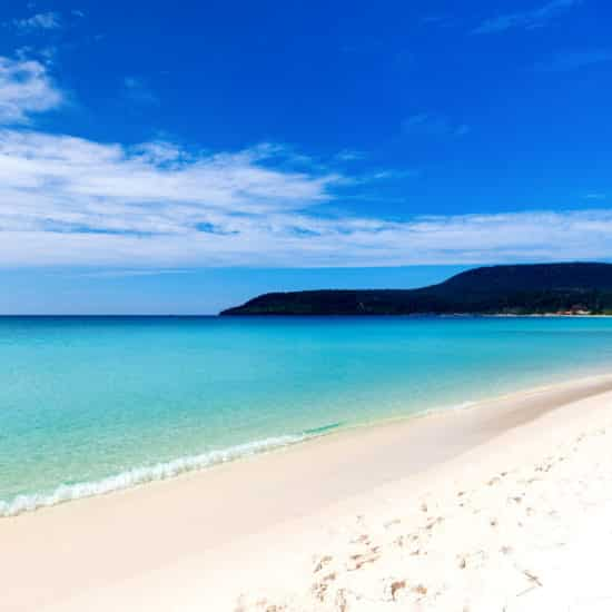 Koh Rong beaches Cambodia