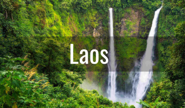 Travel Destination Laos