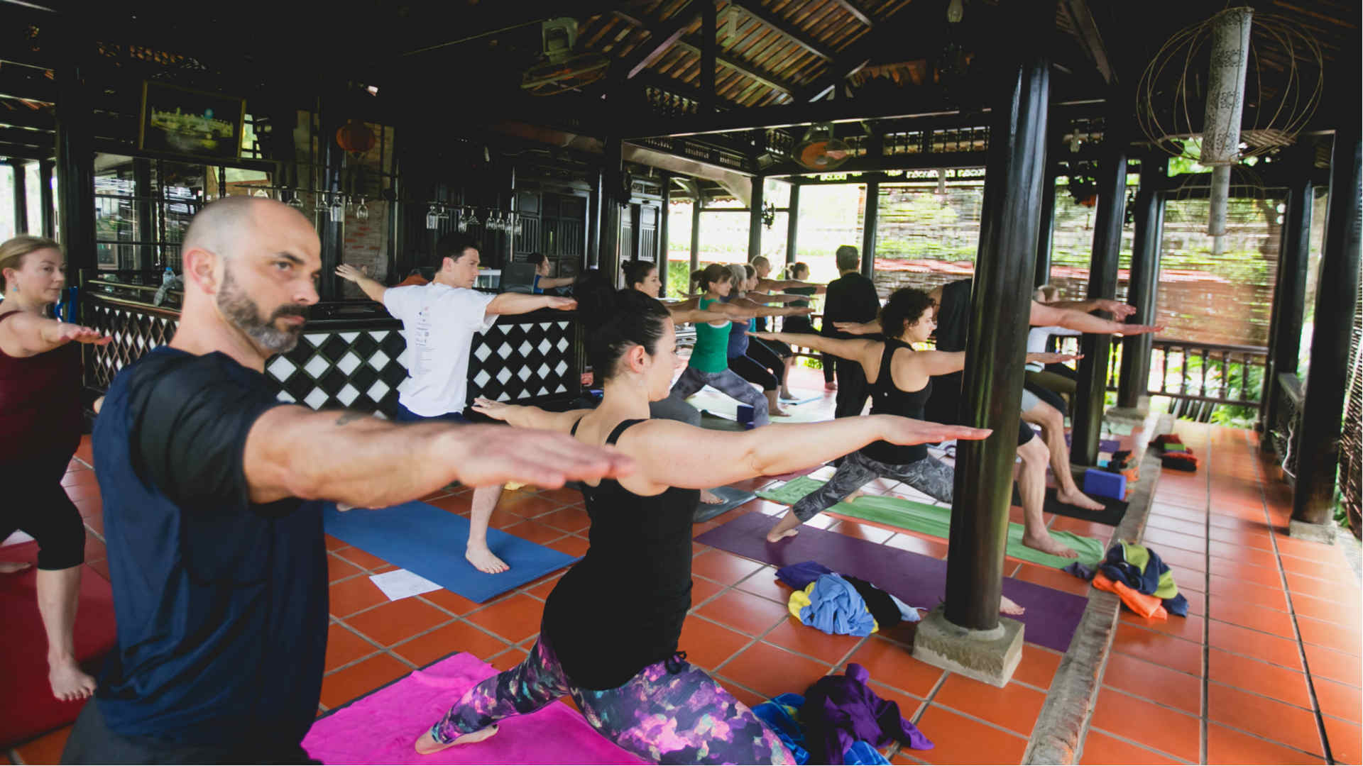 Yoga holiday Vietnam Thailand