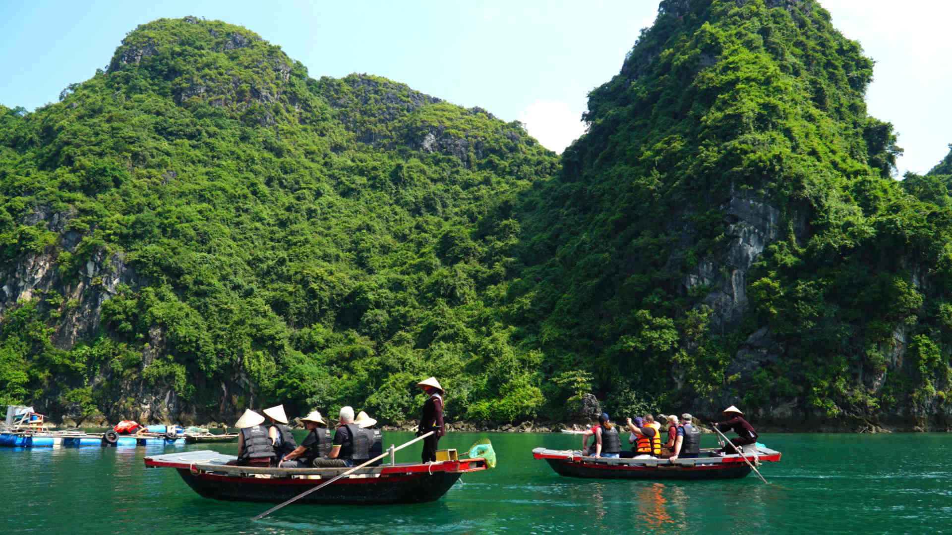 Go-Indochine Halong Bay Excursion