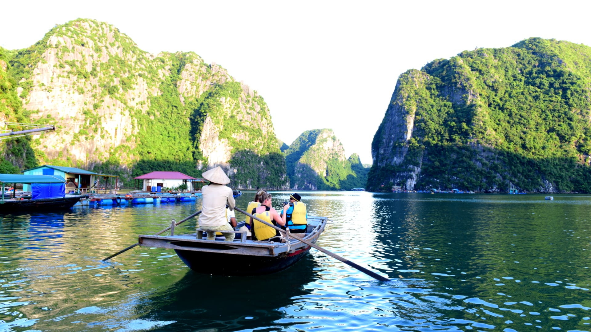 Go-Indochine Halong Bay Tour 2019