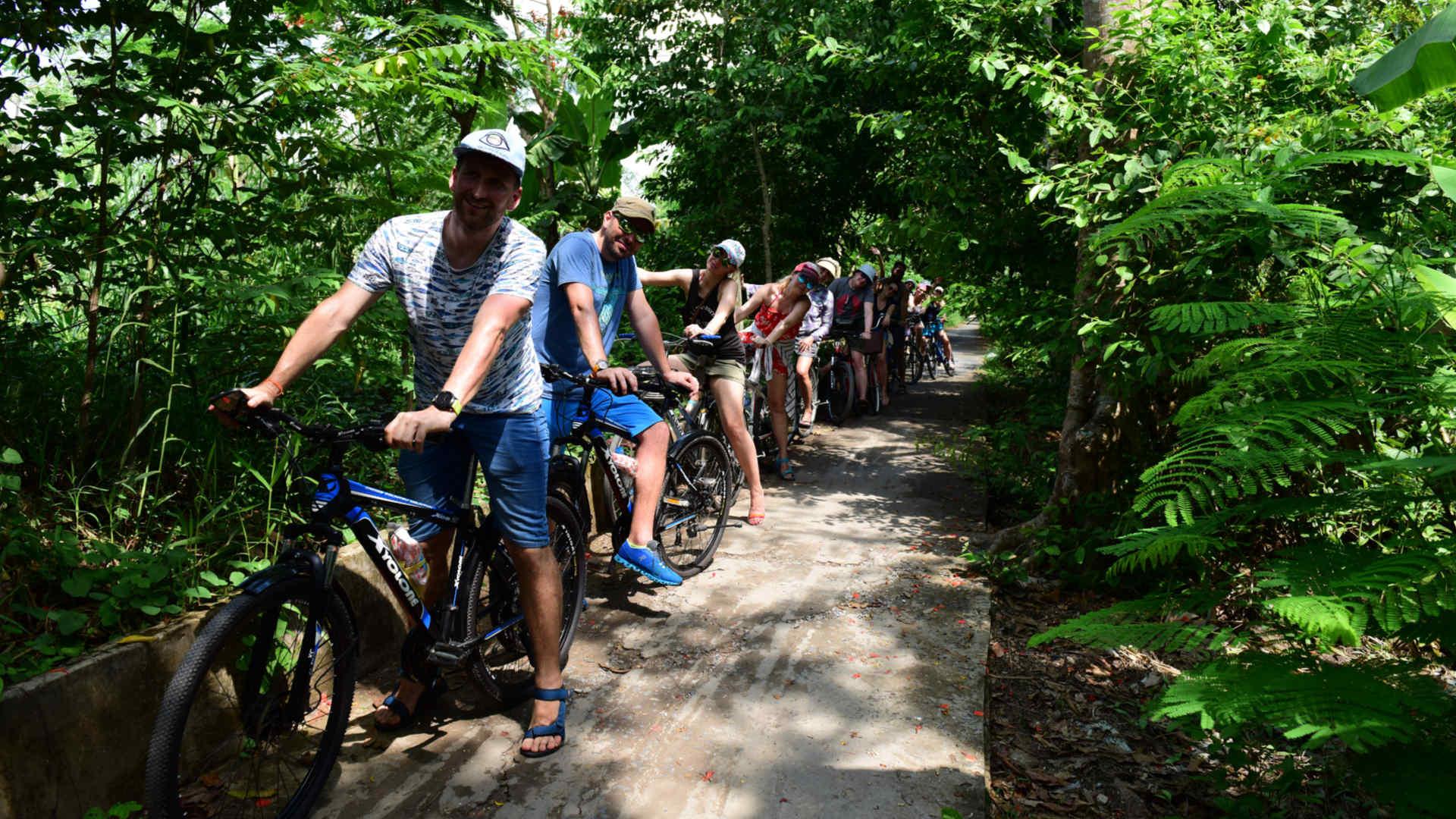 Go Indochine Cycling Tour Vietnam