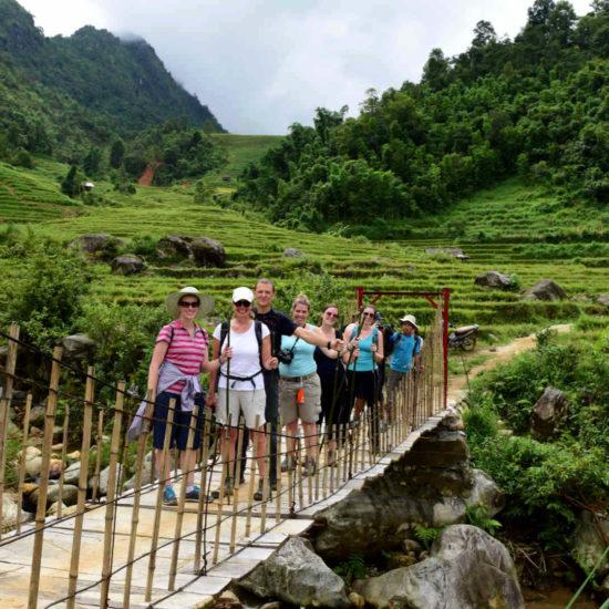 Go Indochine Trekking Sapa Vietnam