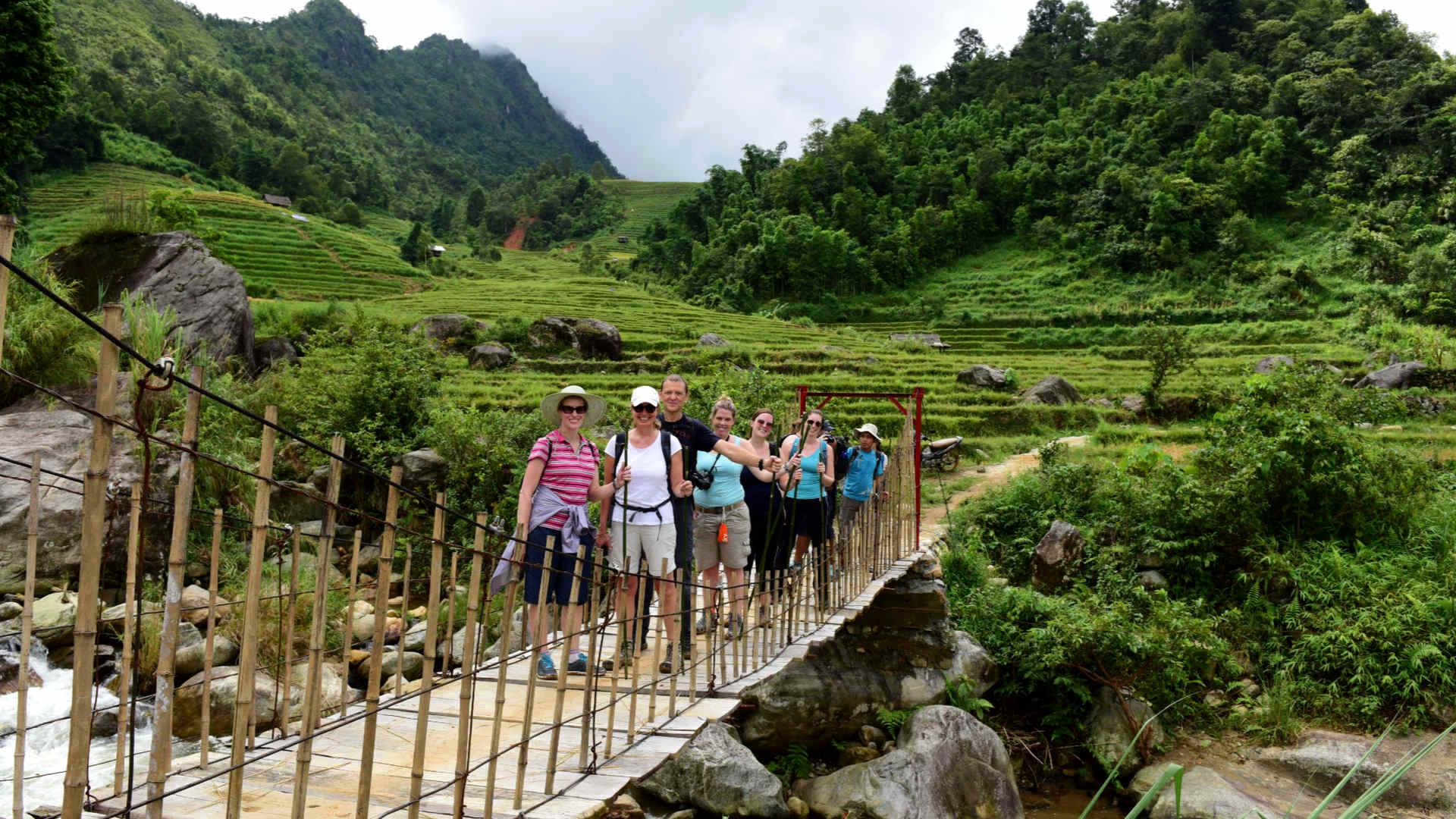 Go Indochine Wanderreise Vietnam