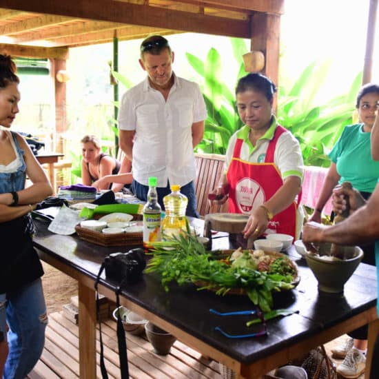 Go-Indochine cooking class Vietnam