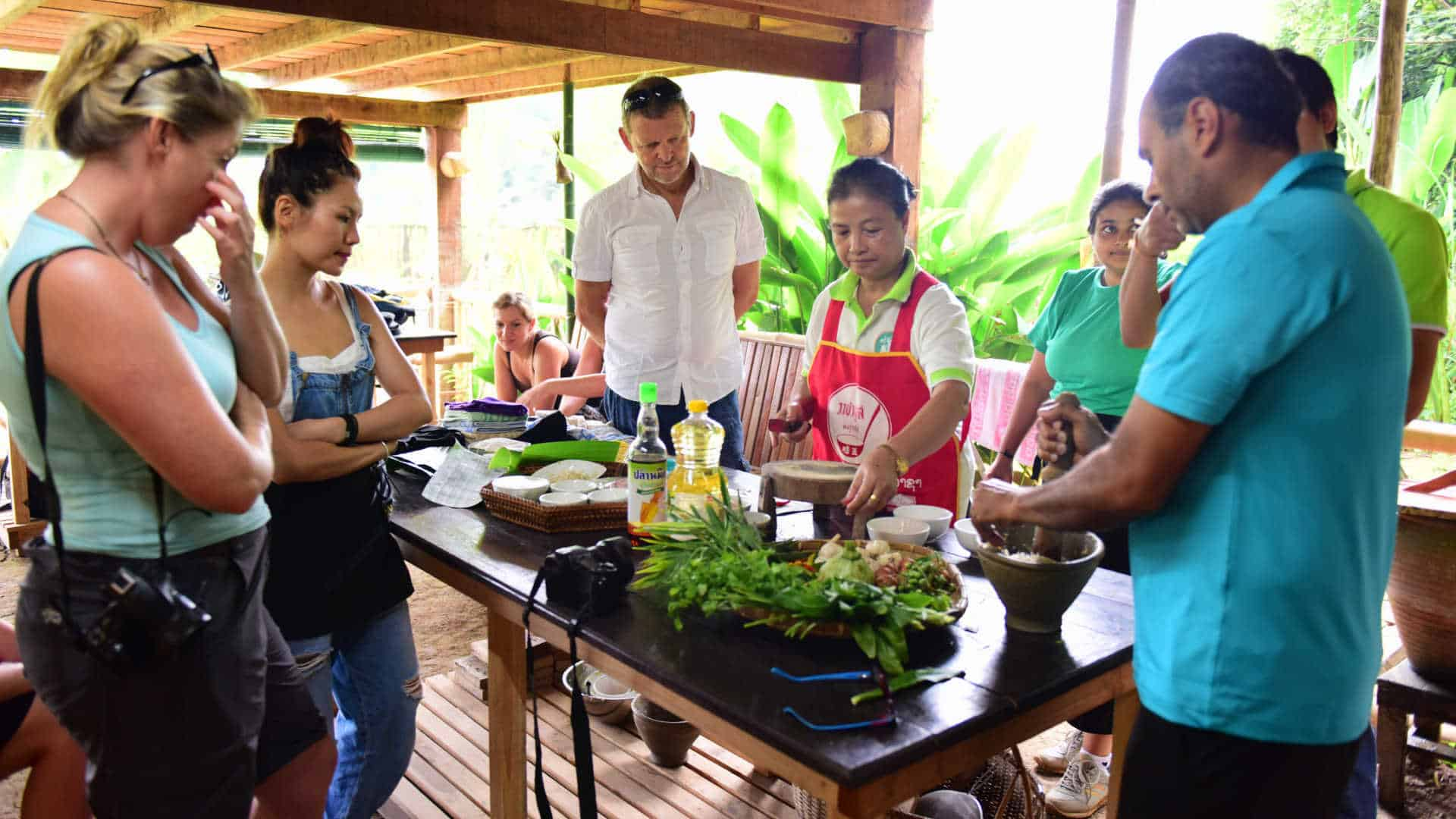 Go-Indochine cooking class Vietnam