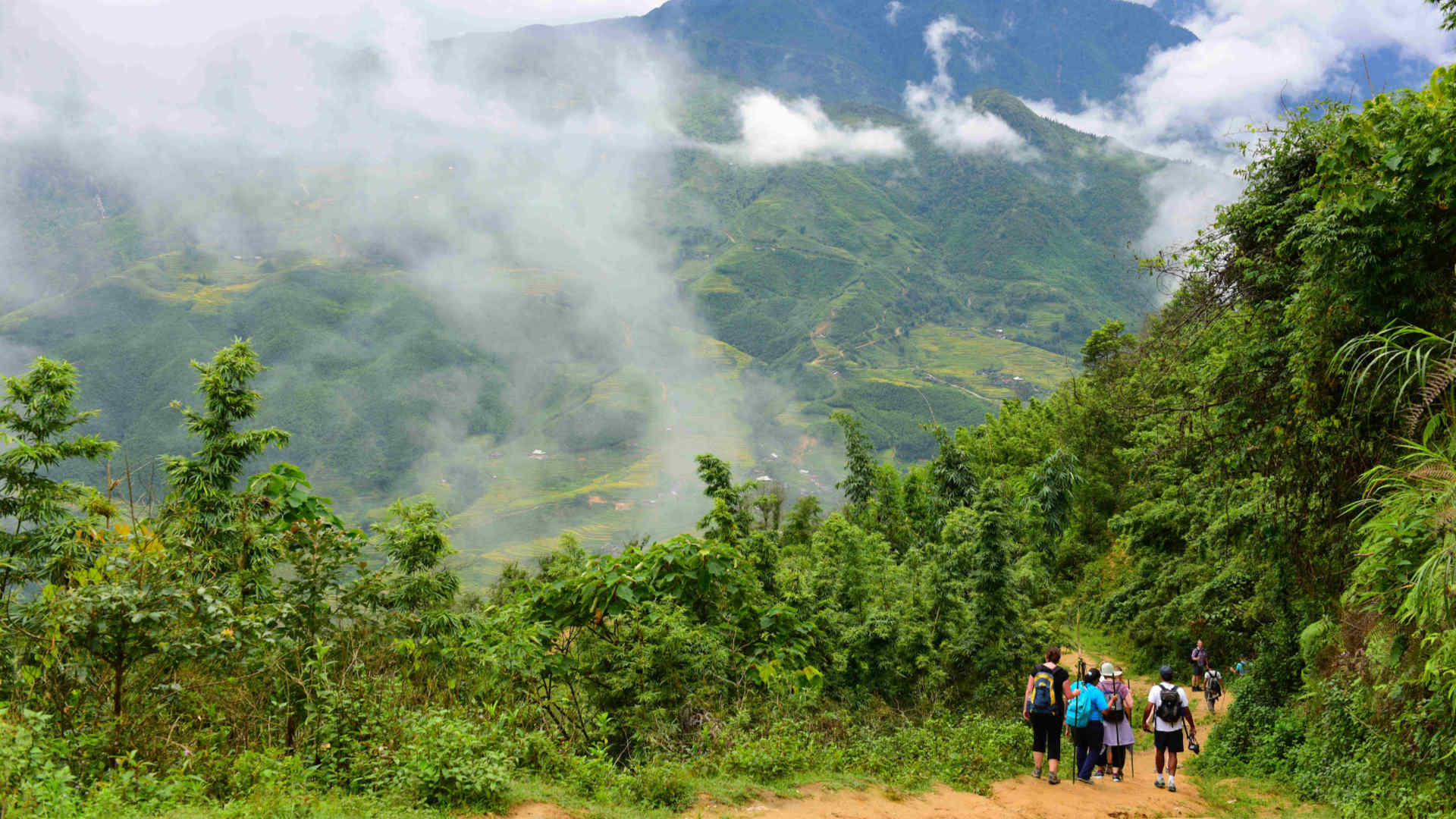 Go Indochine trekking tour Sapa